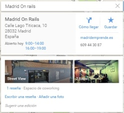 Madrid on rails lisbeth chourio emprendedores