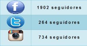 Redes sociales Lise & Leti